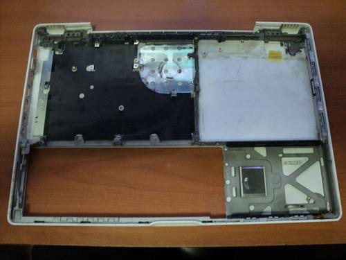 notebook macbook 13 white 2009 a1181 en desarme / por partes