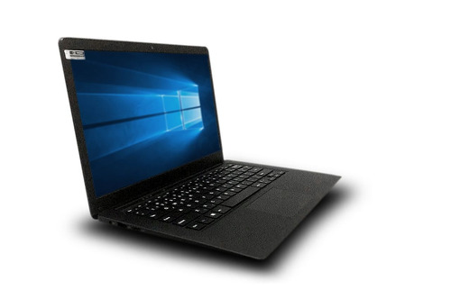 notebook mitsushiba quad core 4gb/32gb ssd256 windows10  pro