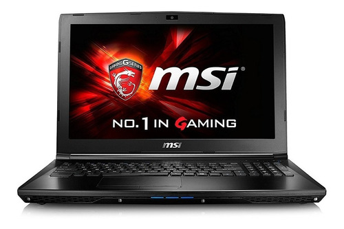 notebook msi gamer nuevo i7 8gb 1tb gtx1050 netpc