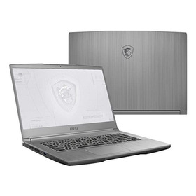 Notebook Msi Wf65 10th-1201 I7-10750h 64gb Ram 2tb Sata Ssd