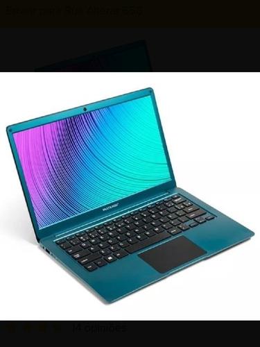 "Notebook - Multilaser Pc224 Celeron N3350 1.10ghz 4gb 64gb Padrão Intel Hd Graphics Windows 10 Professional Legacy 13,3"" Polegadas"