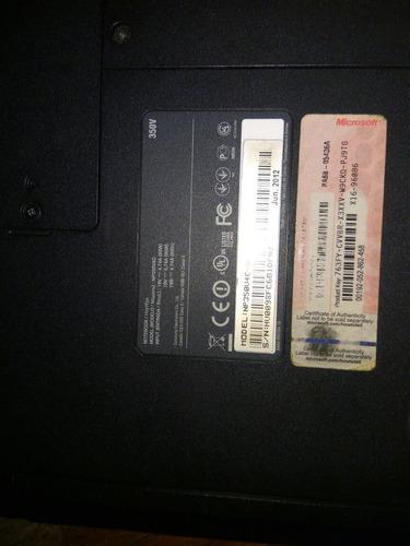 notebook np350 np350v en desarme