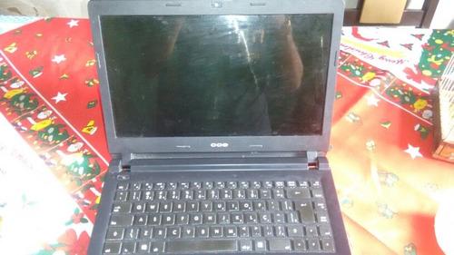 notebook ótimo estado. com carregador windows 8.1 hd de 500.