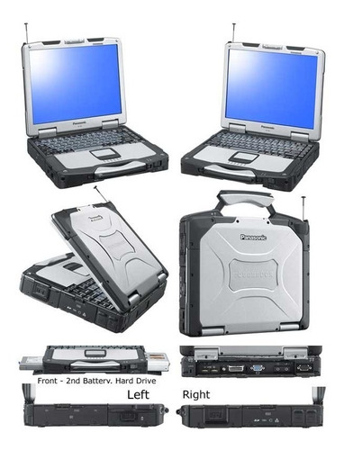 notebook panasonic cf30 toughbook heavy duty
