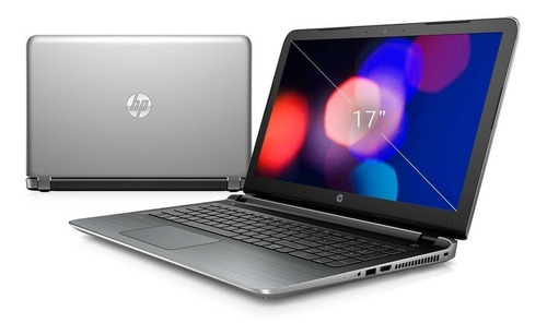 notebook pavilion 17-g199nr 17.3 touchscreen 12gb - 1tb