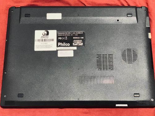 notebook philco 14
