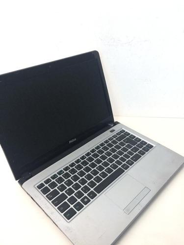 notebook philco 14l hd 320 gb memoria 4 gb amd promoçao