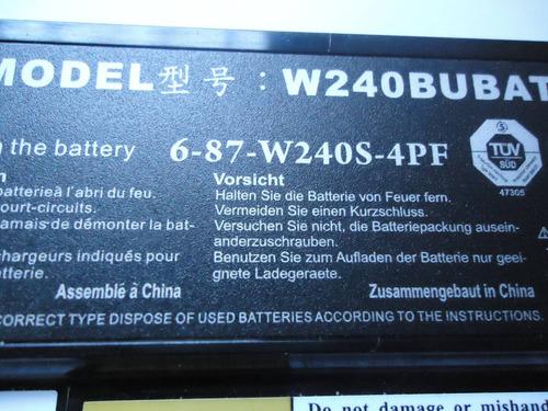 notebook philco bateria