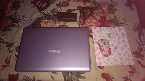 notebook philco em ótimo estado, praticamente novo!