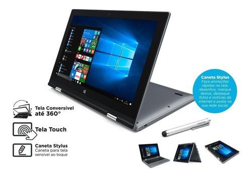 notebook positivo intel 4gb win10 wifi hdmi bluetooth novo