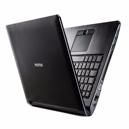 notebook positivo intel core i3 4gb 500gb hd - top novo
