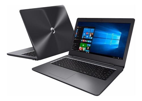 notebook positivo intel dualcore 4gb 500gb hdmi win10 wifi