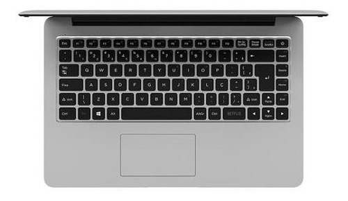 notebook positivo motion c4500a, intel celeron, 4gb