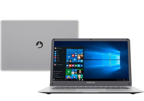 notebook positivo motion q232a