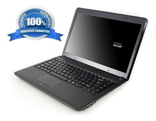 notebook positivo n250 core i5 8gb 500gb windows 10 seminovo
