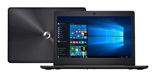 notebook positivo n40i intel dual core - 4gb ram - hd 500gb