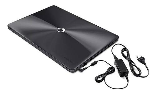 notebook positivo n40i intel dual core - 4gb ram - ssd32gb