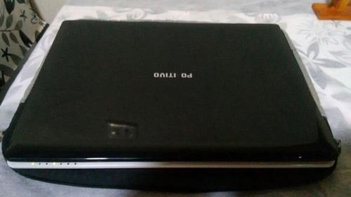 notebook positivo premium (algumas teclas não funcionam).