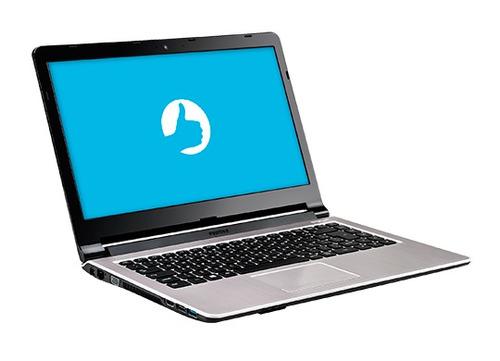 notebook positivo premium n9300 i5 500gb 4gb + novo n30i 5
