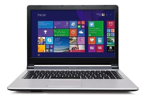 notebook positivo premium xs8320 core i5 6gb 750gb 14  windo