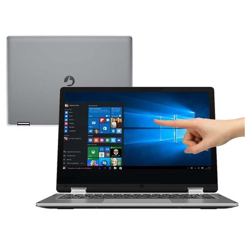 notebook positivo quad core 4gb 32gb ssd tela 11.6 duo q432a