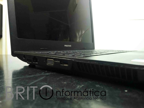 notebook positivo s3040 pentium - 500gb - 4gb
