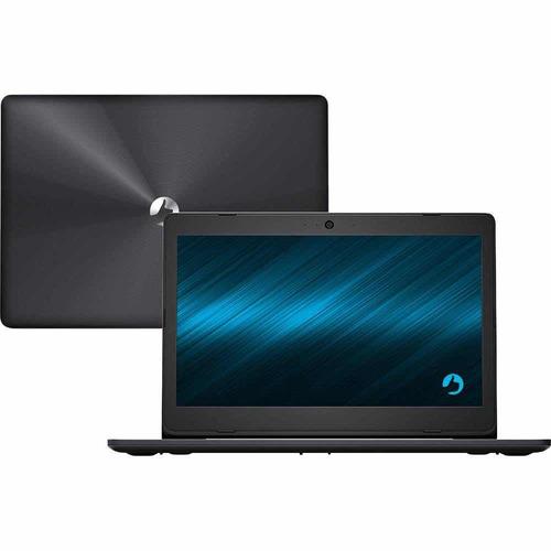 notebook positivo stilo intel 4gb 500gb hdmi win 10 wifi