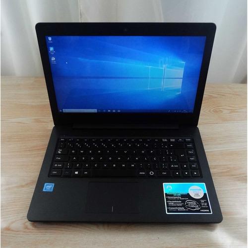 notebook positivo stilo one xc3550 atom 1.44ghz 2gb ssd-32gb