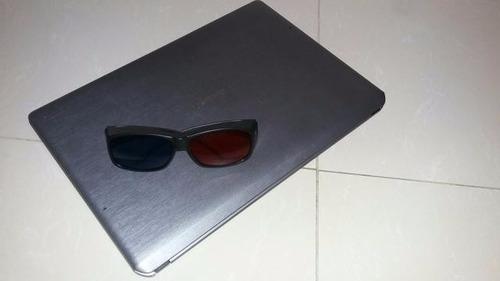 notebook positivo stilo xr2990 - tela 3d