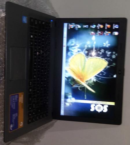 notebook positivo stilo xri2995 processador intel celeron 2gb de memoria, 320gb de hd