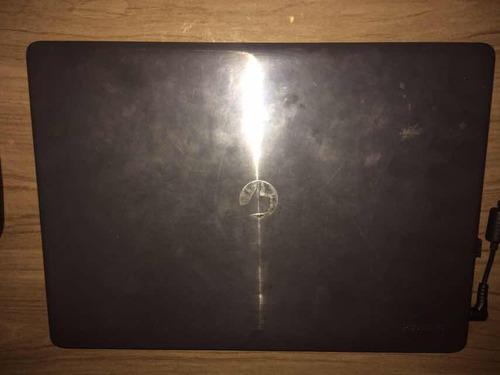 notebook positivo stilus + mouse bluetooth brinde