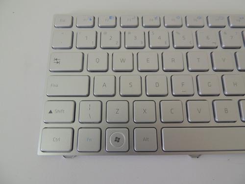 notebook positivo teclado para