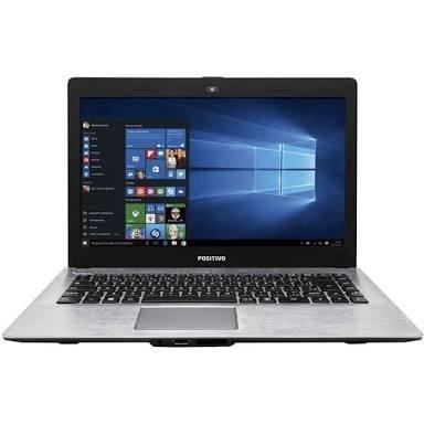 notebook positivo xr 3500(produto novo)