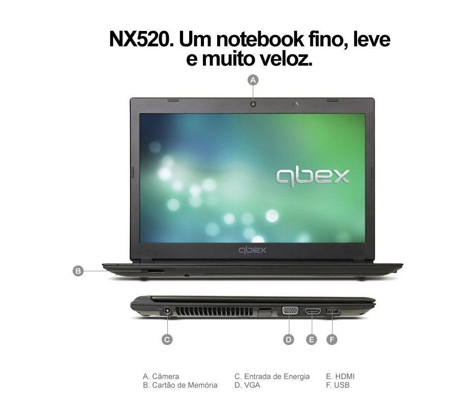 Driver qbex nx520 windows 7
