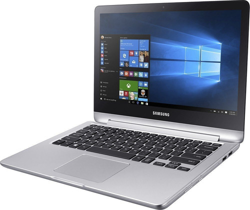 notebook samsung 13.3  2 em 1 touchscreen fhd laptop 1tb