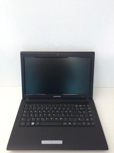 notebook samsung dual core hd 320gb ghz 2.30 mem 4gb oferta