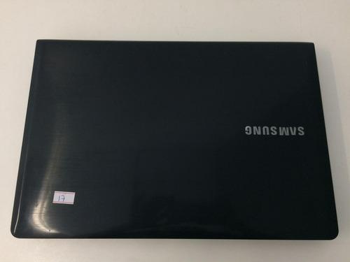 notebook samsung dual core hd 500gb hdmi mem 4gb promoção