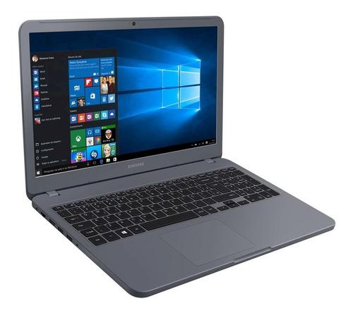 notebook samsung essentials e30 4gb 1tb core i3 windows