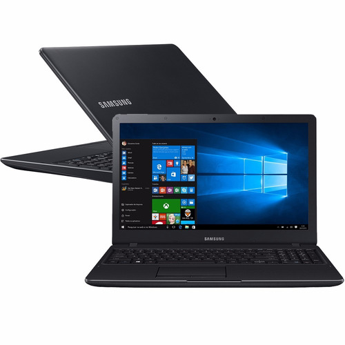 notebook samsung essentials e34 i3 6006u 4gb hd 1tb full hd