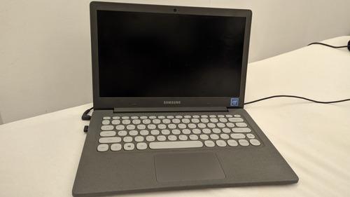 notebook samsung flash f30 - 256gb ssd - garantia estendida