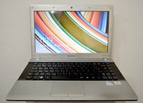 notebook samsung np-rv411-bd4br windows 7 original