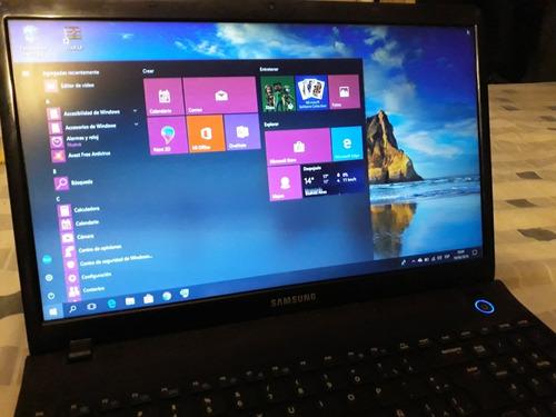 notebook samsung np300e5a a reparar