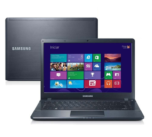 notebook samsung np470r4e i5 4gb 500gb windows 14'' led