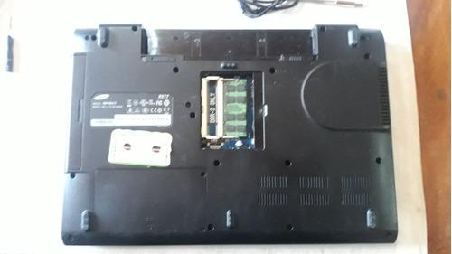 notebook samsung r517 en desarme