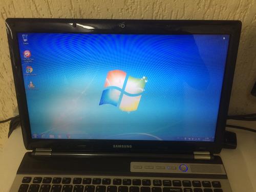 notebook samsung rf511 - sd6br