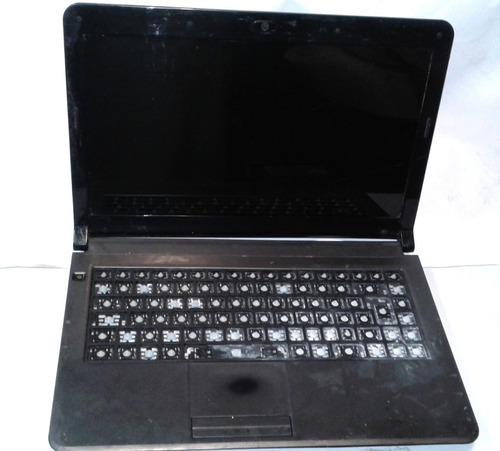 notebook sim+ sucata sem hd e memória para retirada de peças