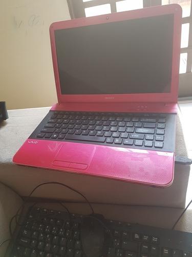 notebook sony i3 placa de video