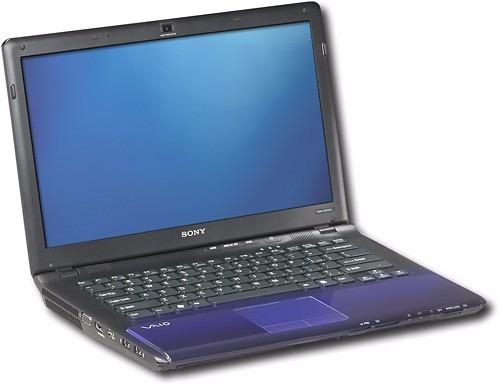 notebook sony usado