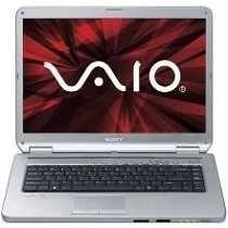 notebook sony vaio core
