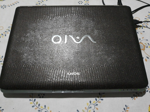 notebook sony vaio gr 490